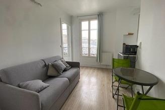Apartamento Rue Bellot París 19°