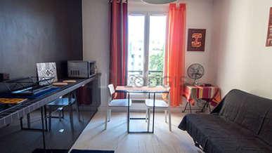 Batignolles Париж 17° студия