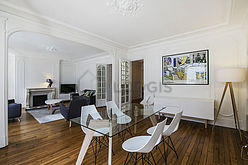 Apartamento París 17° - Comedor