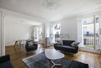 Ternes – Péreire Parigi 17° 2 camere Appartamento