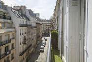 Apartamento París 17° - Terraza