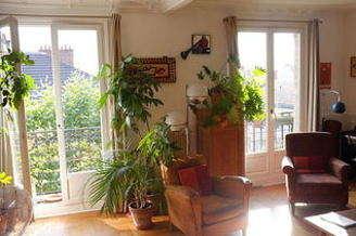 Appartement 2 chambres Paris 20° Gambetta