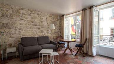 Le Marais París 3° estudio