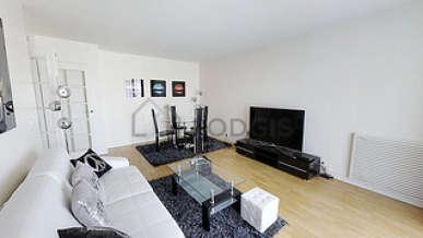 Appartement meublé 2 chambres Levallois - Perret