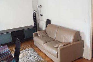 Batignolles Paris 17° 1 bedroom Apartment