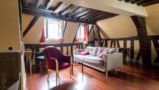 Appartamento Rue Saint Sauveur Parigi 2°