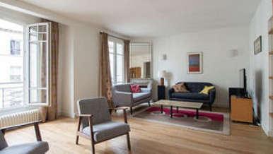 Bel Air – Picpus Paris 12° 3 bedroom Apartment
