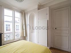 アパルトマン パリ 18区 - ベッドルーム