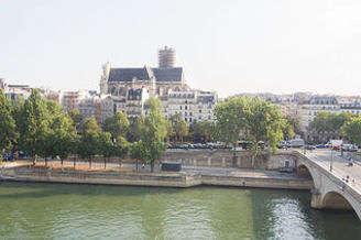 Notre-Dame – Île Saint Louis パリ 4区 1ベッドルーム アパルトマン