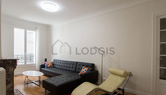 Location appartement 2 chambres avec ascenseur chemin e et concierge paris 16 rue de - Appartement meuble paris 16 ...
