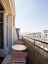 公寓 巴黎18区 - 陽台
