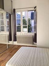アパルトマン パリ 9区 - ベッドルーム