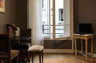 Le Marais パリ 3区 ワンルーム