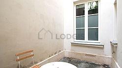 公寓 巴黎4区 - 阳台