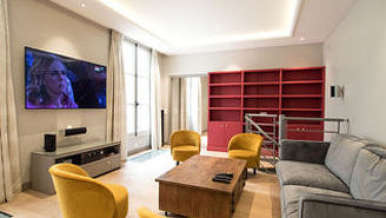 Place des Vosges – Saint Paul Paris 4° 2 bedroom Apartment