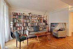 公寓 巴黎9区 - 客廳
