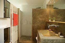 透天房屋 巴黎18区 - 浴室
