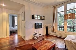 Apartment Hauts de seine - Living room