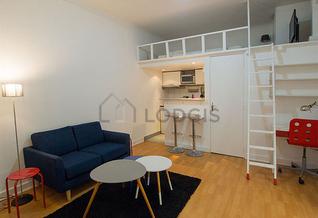 Appartement Rue Spontini Paris 16°