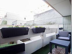 Apartment Paris 11° - Terrace