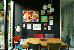 Apartment Hauts de seine - Dining room