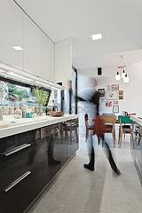Casa Hauts de seine - Cucina