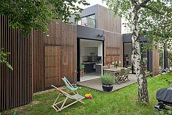 Casa Hauts de seine - Jardim