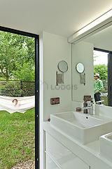 Casa Hauts de seine - Sala da bagno