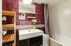 Loft París 3° - Cuarto de baño