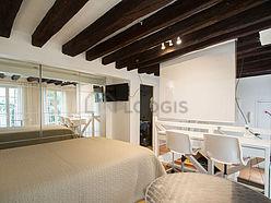 Loft París 3° - Dormitorio
