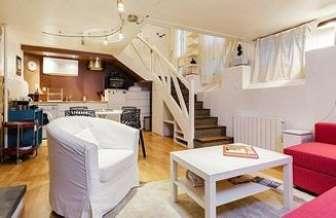 Le Marais パリ 3区 1ベッドルーム ロフト