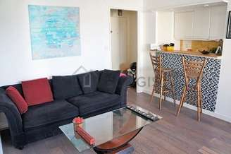 Bel Air – Picpus パリ 12区 1ベッドルーム アパルトマン