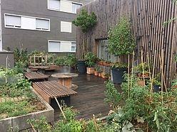 Appartement Seine st-denis - Jardin