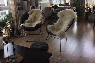 Appartement meublé 2 chambres Saint-Ouen