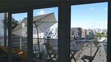 Apartamento Seine st-denis - Terraza