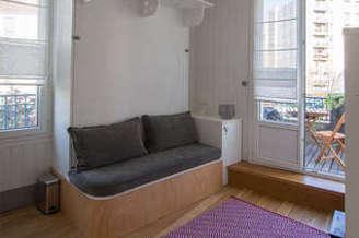 Paris 15° studio