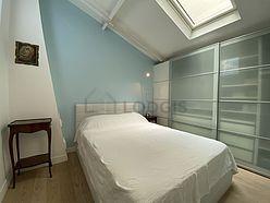デュプレックス パリ 9区 - ベッドルーム
