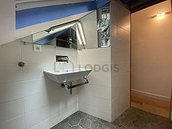 Duplex Paris 9° - Bathroom