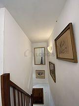 Duplex Paris 9° - Bedroom