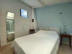 dúplex París 9° - Dormitorio