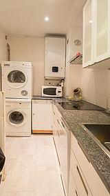 Duplex Paris 9° - Kitchen
