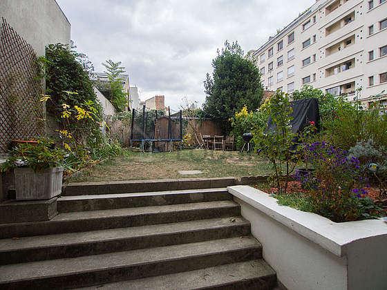 Jardin de 80m²