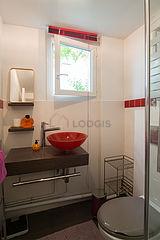 アパルトマン パリ 12区 - バスルーム