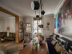 Apartamento Paris 8° - Sala de jantar