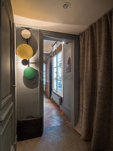 Apartment Paris 8° - Entrance
