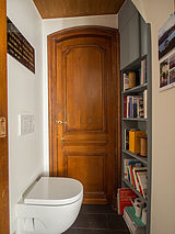 Apartment Paris 8° - Toilet