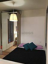 Apartamento París 10° - Alcoba
