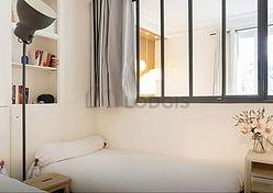 アパルトマン パリ 18区 - ベッドルーム 2