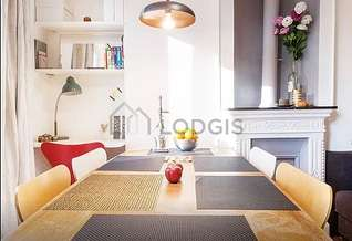 Appartement 2 chambres Paris 18°