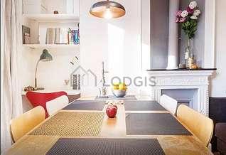 Paris 18° 2 Schlafzimmer Wohnung